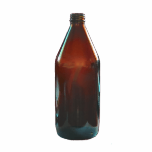 бутылка стеклянная 1л коричневая